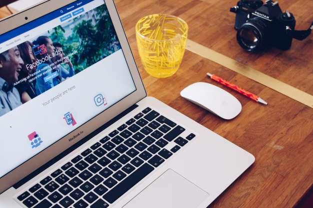Social-media-on-computer