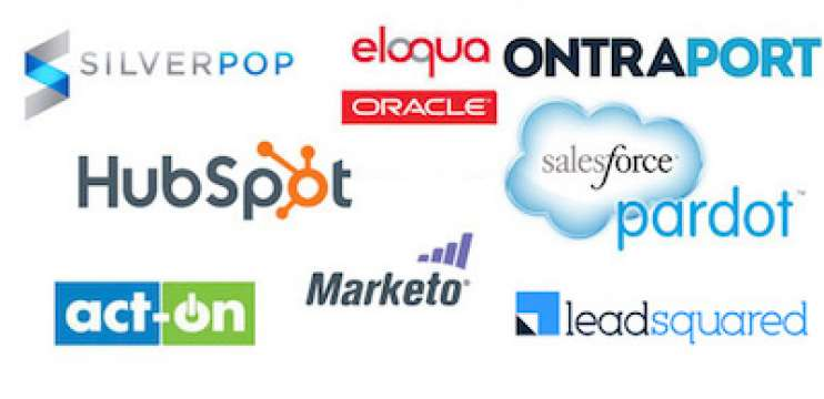 Marketing Automation Logos